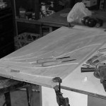 Carving Drawer Fronts