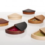 Nathan Day Design- Swivel top Jewellery Box