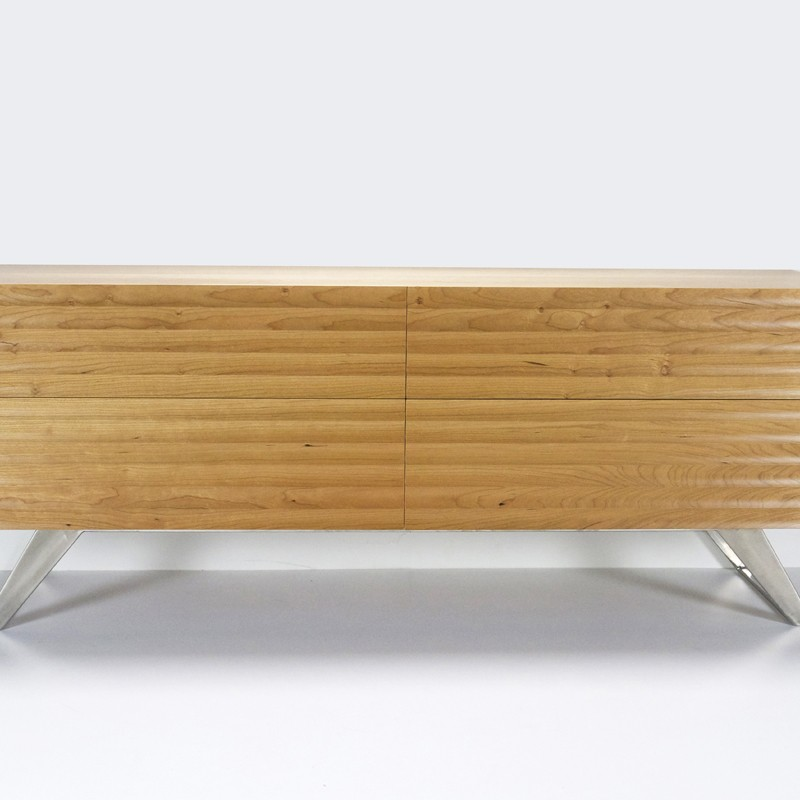 Cherry Credenza @ Nathan Day Furniture and Design
