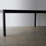 Irvine Desk- Ebonised Walnut