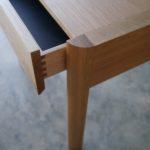 American Oak Bedside Tables. Sydney, Australia