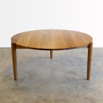 Custom American Oak Dining Table D1600 x 740mm