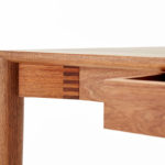 Pieman Desk in Hydrowood Tasmanian Blackwood