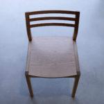 Handcrafted Oak Dining Chair. Mosman Park, Perth Western Australia