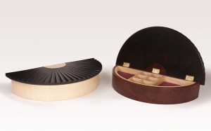 Nathan Day Design Fantales Jewellery Box
