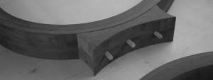 Back Joinery Detail