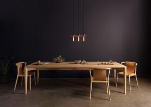 Dining Table Celery Top Pine - Australian Designed Australian Made.