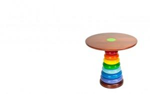 Nathan Day Design Rainbow Table