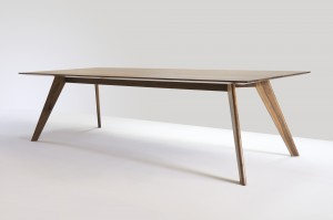 Vista St Dining Table- End