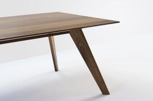 Vista St Dining Table- Leg Detail