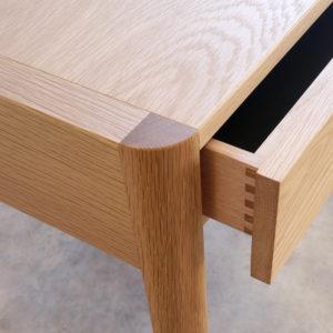 American Oak Bedside Tables. Yallingup, Western Australia