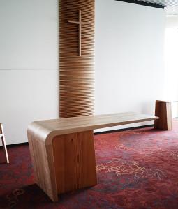 Custom furniture for St John of God Midland public hospital