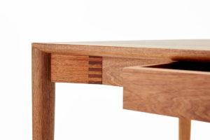 Pieman Desk in Hydrowood Tasmanian Blackwood