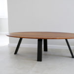 Over the Falls Coffee Table. Handcrafted in Australian Blackwood.