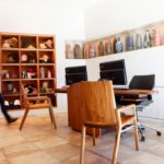 Custom Blackwood reception chairs, Longitude 131, Uluru Northern Territory Australia