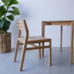 Custom Oak Dining Table and Chairs Mosman Park, Perth Western Australia