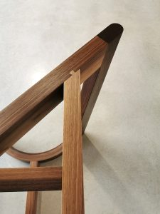 Froxfield Table- Interlocking Dovetail Joinery