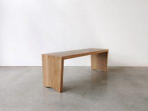 Oak Dovetail Bench